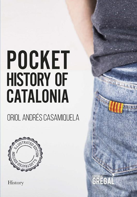 POCKET HISTORY OF CATALONIA | 9788417660635 | ANDRÉS CASAMIQUELA, ORIOL