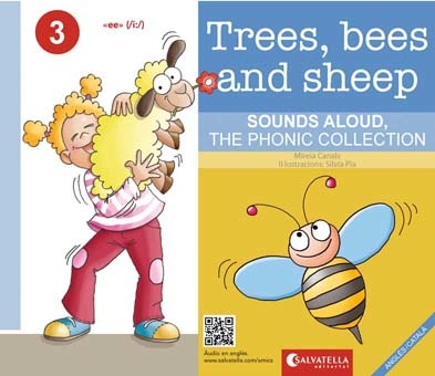 TREES,BEES AND SHEEP | 9788417091910 | CANALS BOTINES, MIREIA