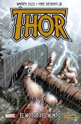 THOR: EL MOTOR DEL MUNDO | 9788491679936 | MESSNER-LOEBS, WILLIAM/ ELLIS, WARREN/ DEODATO JR., MIKE
