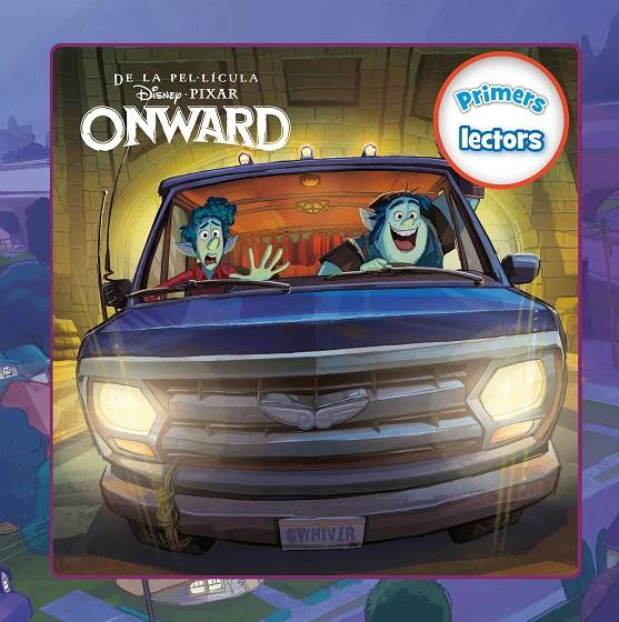ONWARD. PRIMERS LECTORS | 9788418134012 | DISNEY