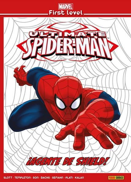 FL04 ULTIMATE SPIDERMAN AGENTE SHIELD | 9788491676867