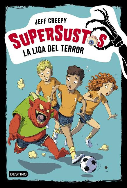 LA LIGA DEL TERROR | 9788408209775 | CREEPY, JEFF