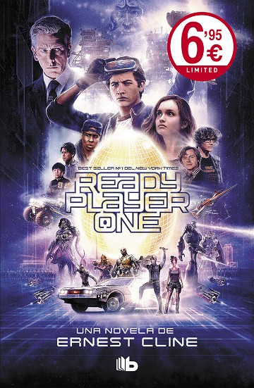 READY PLAYER ONE | 9788490707234 | CLINE, ERNEST